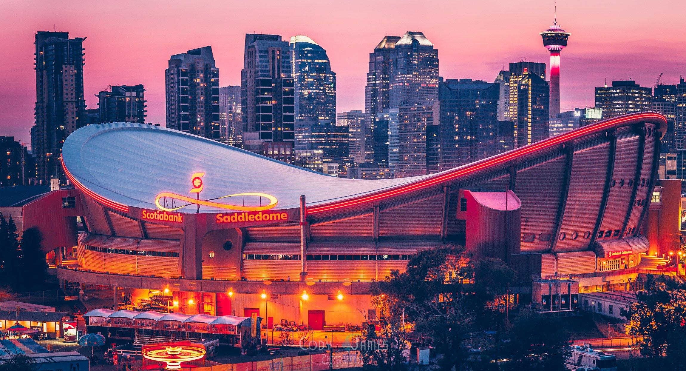 Calgary public speaker